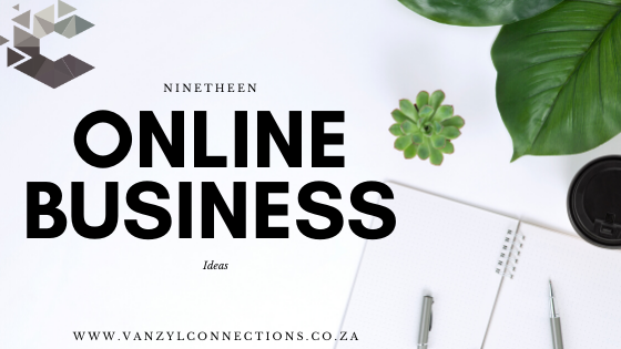 Read more about the article 19 Online Business ideas
