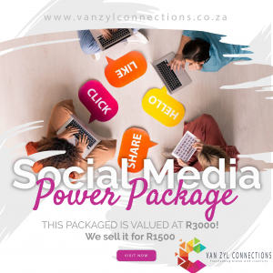 Social Media Power Package