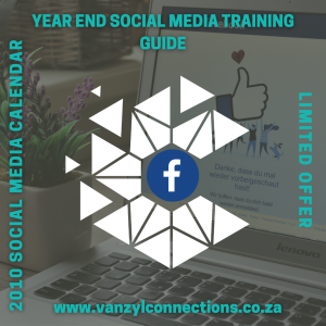 Year End Social Media Training Guide